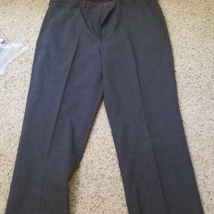 Suit pants never worn